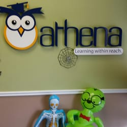 Athena Learning Center of College Station - College Station, TX, United States. Getting ready for Halloween!