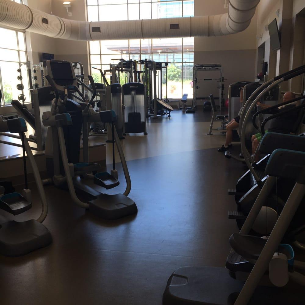 Resolute Wellness and Aquatics Center