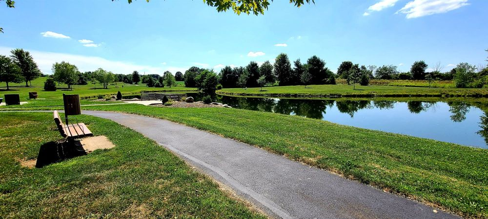 Leohr Park: 99 High St, Seville, OH