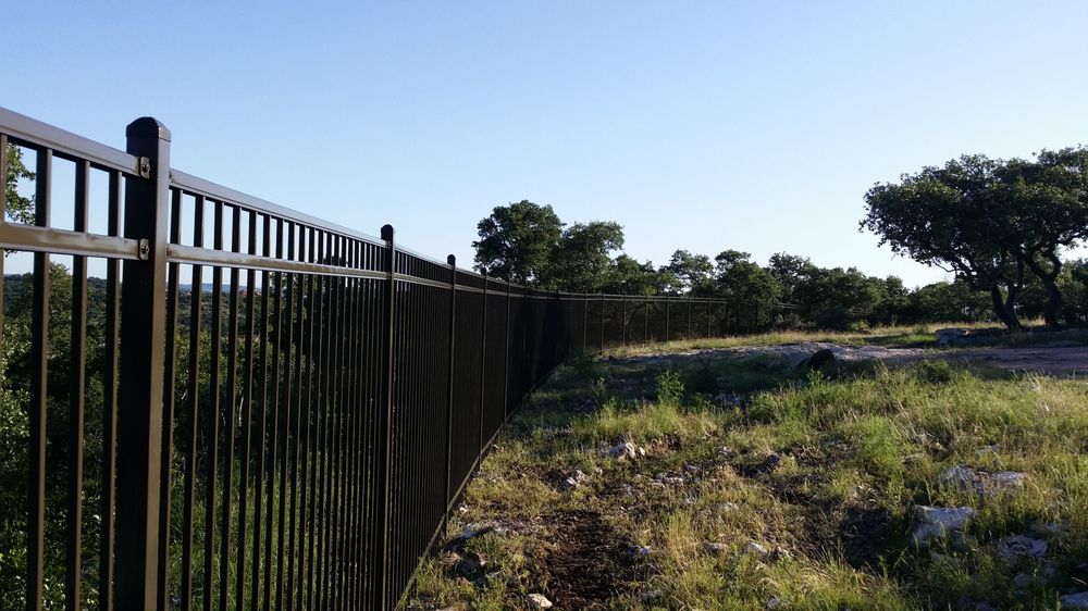 Hill Country Fence: 6500 E State Highway 71, Spicewood, TX