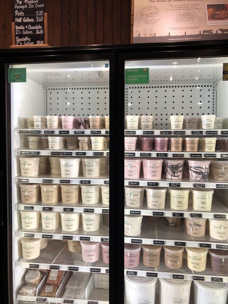 Fox Meadows Creamery & Country Market: 2475 W Main St, Ephrata, PA
