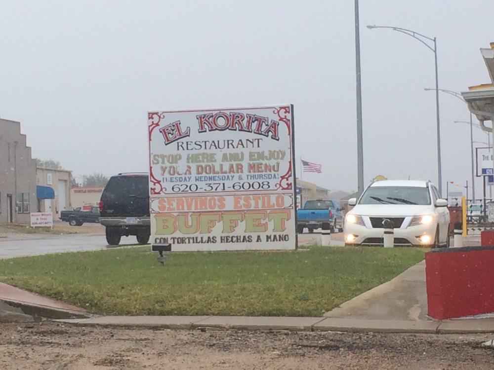 El Korita: 2001 W Wyatt Earp Blvd, Dodge City, KS