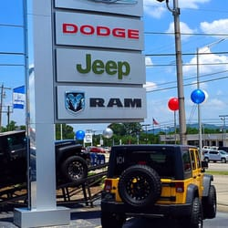 Rice Chrysler Jeep Dodge Car Dealers Alcoa Hwy Alcoa TN - Chrysler jeep dodge dealer