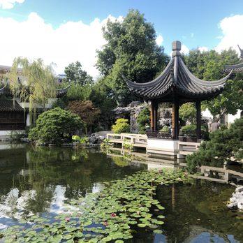 photo of lan su chinese garden portland or united states - Lan Su Chinese Garden