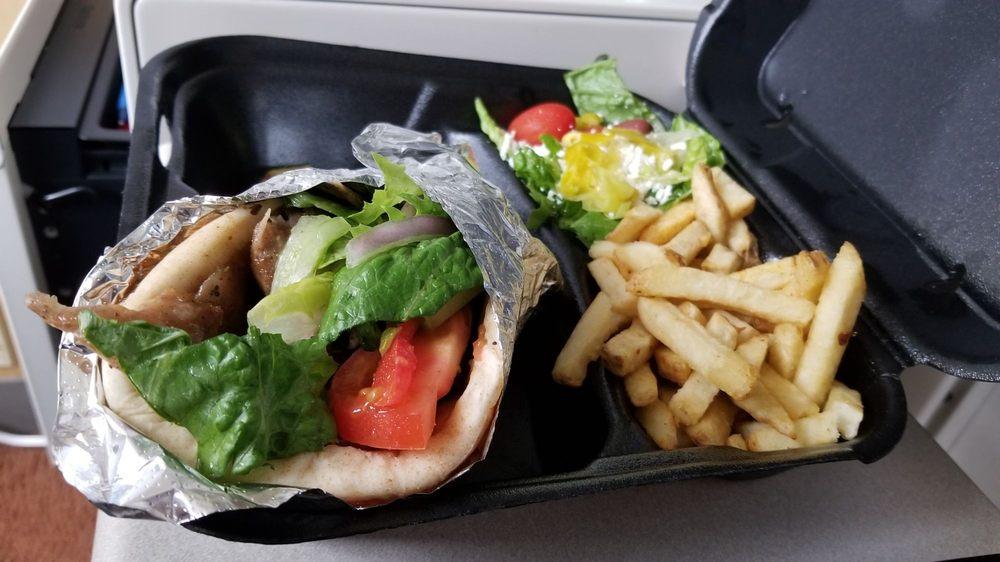 Nupa Mediterranean Cuisine: 100 1st Ave SW, Rochester, MN