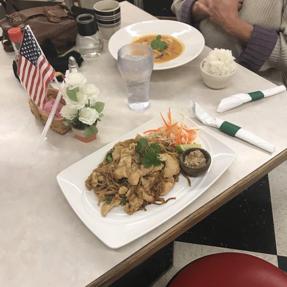 SomJai Thai Restaurant: 312 W Main St, Lewistown, MT