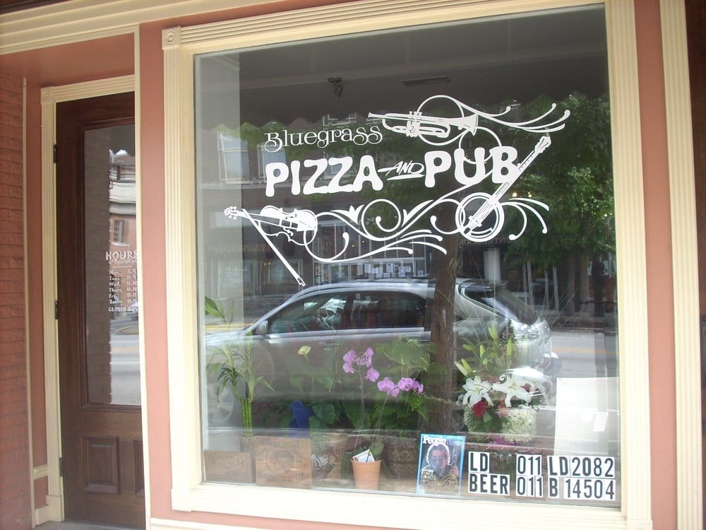 Photo of Bluegrass Pizza and Pub: Danville, KY