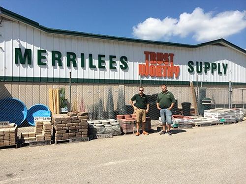Merrilees Trustworthy Supply Inc: 300 N Warpath Dr, Milan, IN