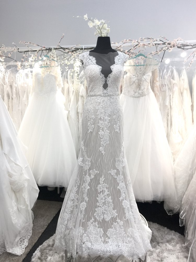 Some Of Our Many Beautiful Wedding Dresses Yelp