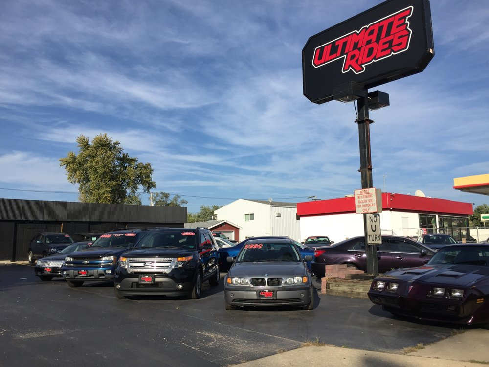 Ultimate Rides: 38 W Division St, Coal City, IL