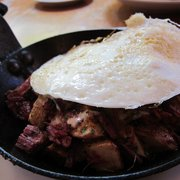 photo of dante 39 s kitchen new orleans la united states skillet
