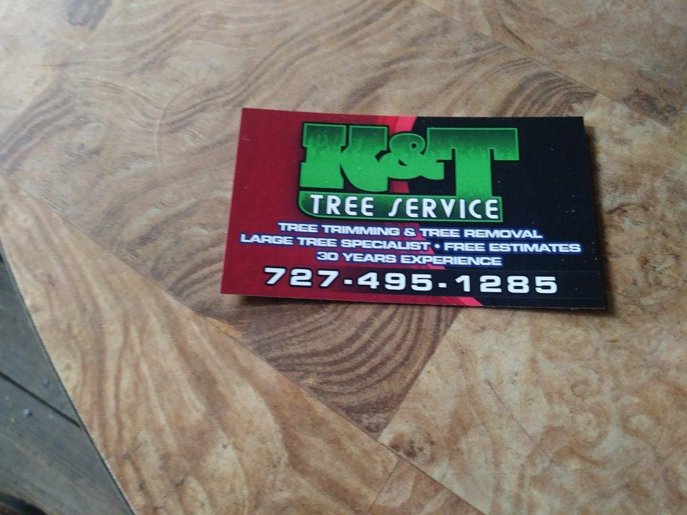 K&T Tree Service: Hudson, FL