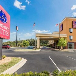 Photo Of Comfort Suites Pell City Al United States