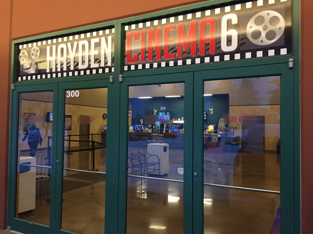 Hayden Discount Cinema: 300 W Centa Ave, Hayden, ID