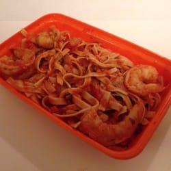 Photo of Snap Kitchen - Chicago, IL, United States. Shrimp Fra Diavolo
