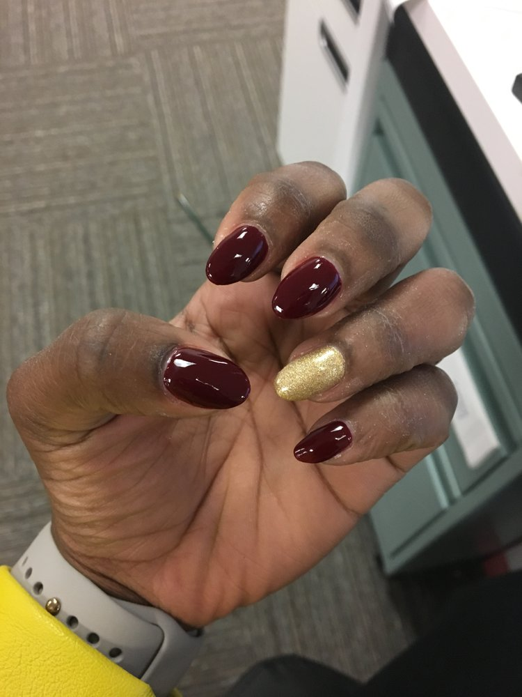 The nail shapes and lengths are inconsistent - Yelp