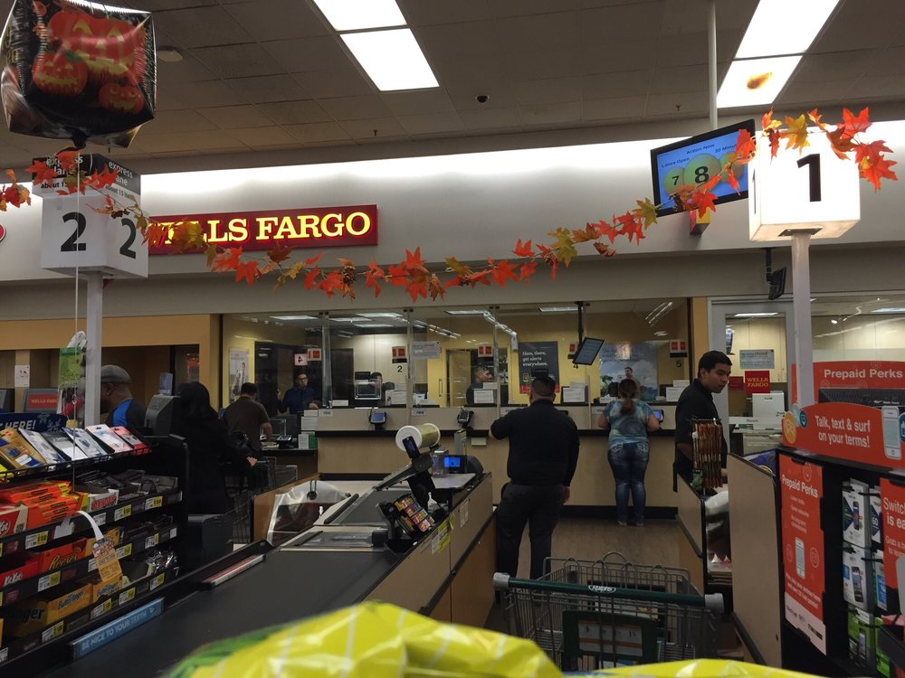Wells Fargo Bank: 670 S Western Ave, Los Angeles, CA