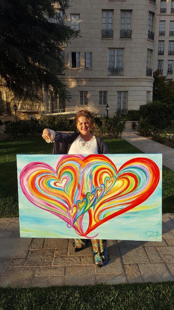 Debbie Arambula Heart Artist