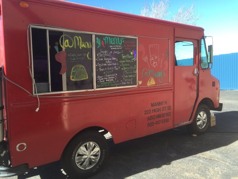 Manny's Food Truck