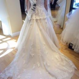 Photos for della curva plus size bridal salon yelp for Plus size wedding dresses los angeles