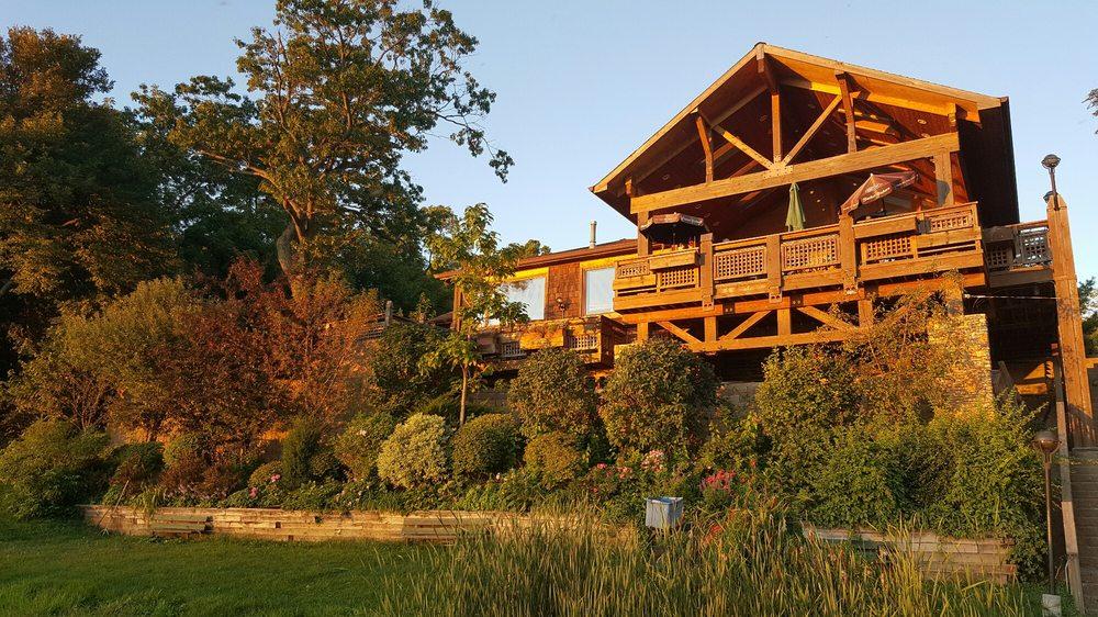 Photo Of Reflections On Deep Lake Villa Il United States