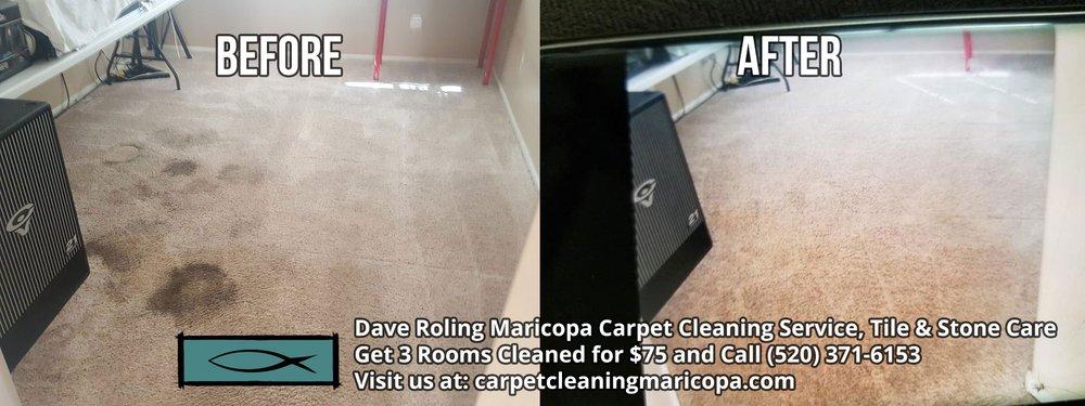Dave Roling Maricopa Carpet Cleaning Service: 21667 N Diamond Dr, Maricopa, AZ