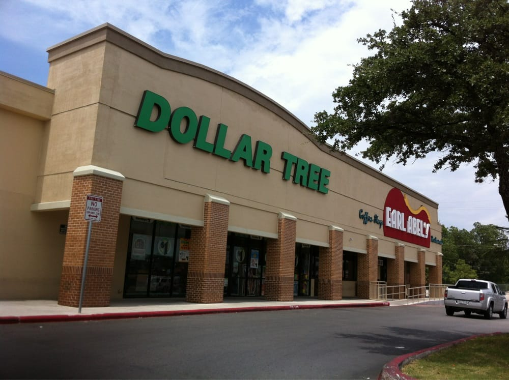 Dollar Tree: 1245 Austin Hwy, San Antonio, TX