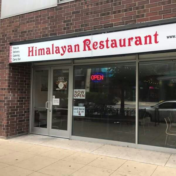 Himalayan Restaurant Chicago Il