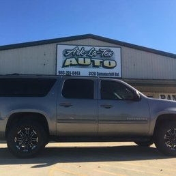 ARKLATEX Auto - Used Car Dealers - 3120 Summerhill Rd, Texarkana, TX on houston tex, latex tex, dallas tex, louisiana tex,