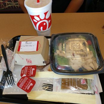 Photo Of Chick Fil A Riverside Ca United States Delicious