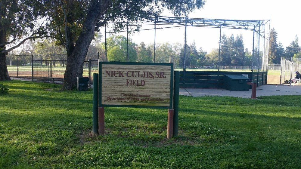 Nick Culjis Sr Field
