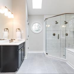 James River Remodeling Photos Contractors Downtown - Bathroom remodel richmond va