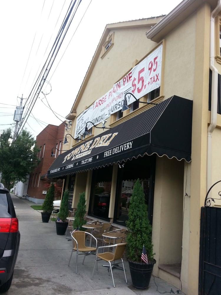 Towne Deli Staten Island Ny Menu