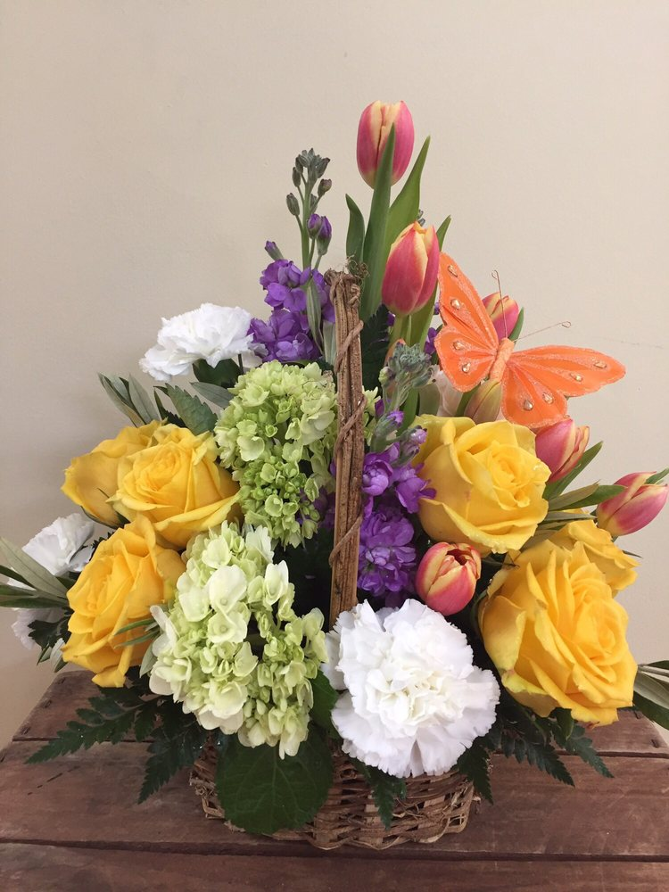 Flower Outlet: 165 Amherst St, Nashua, NH