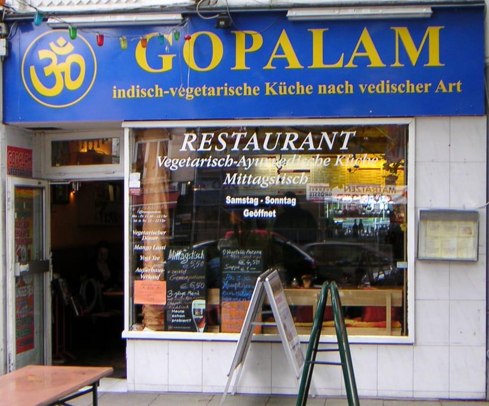 Gopalam Vegetarische Indische Küche - Yelp