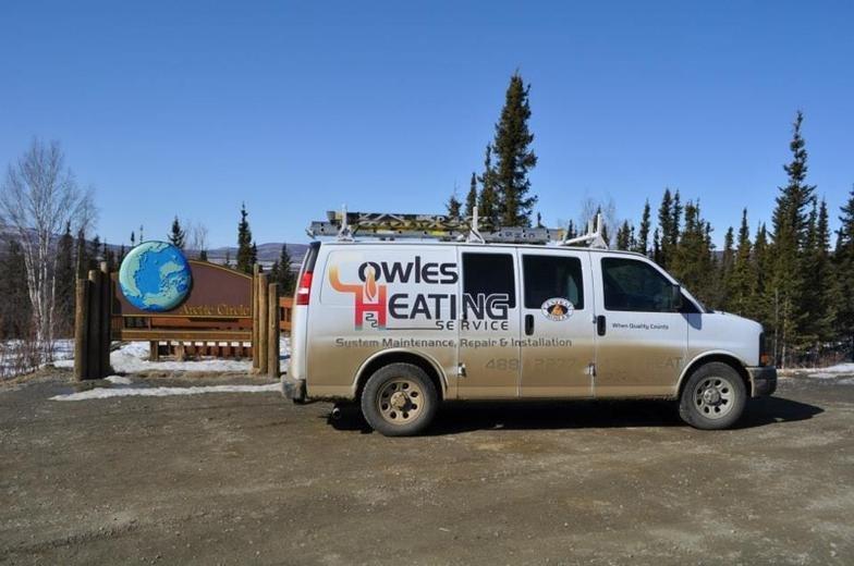 Cowles Heating Service: 1675 Richardson Hwy, North Pole, AK
