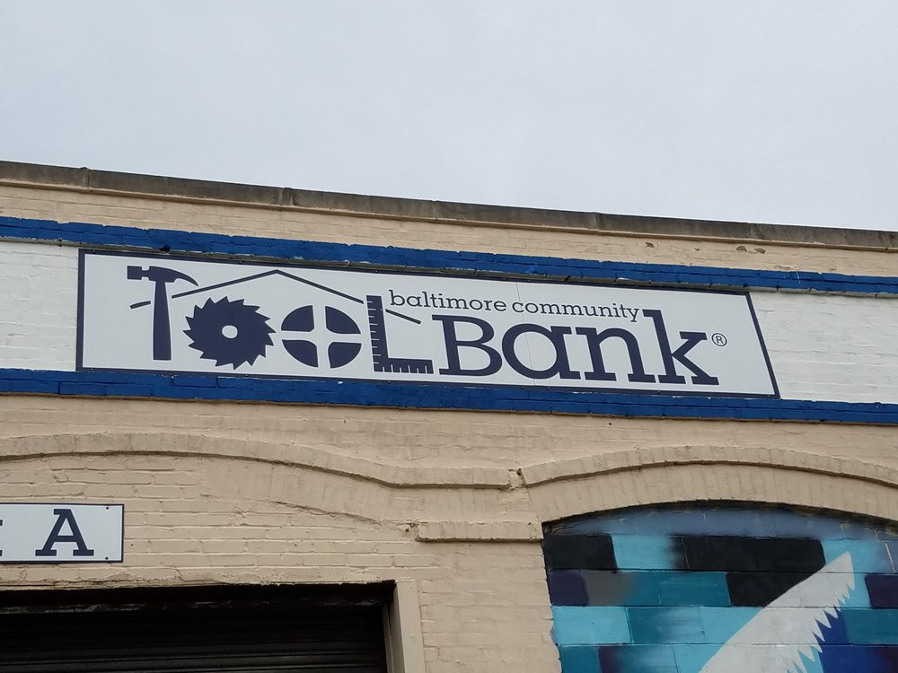 Baltimore Community Tool Bank