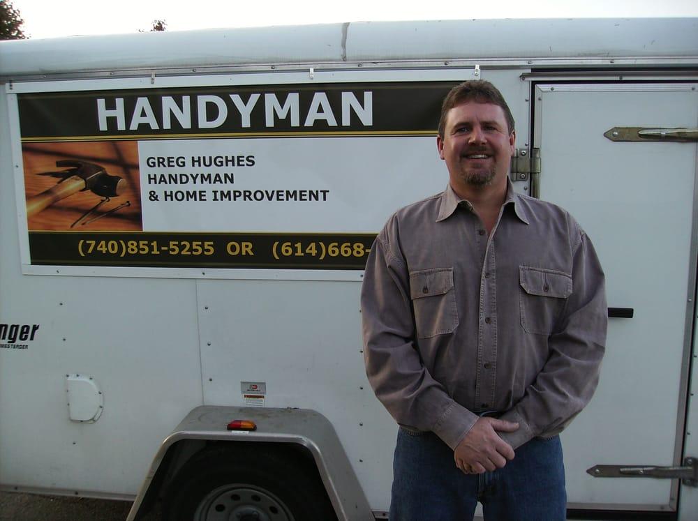 Greg Hughes Handyman & Home Improvement: Chillicothe, OH