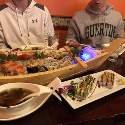 Photo Of Yoshimama Anese Fusion Sushi Bar Nashua Nh United States