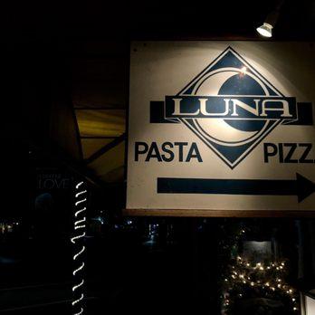 Luna Restaurant Stuart Menu
