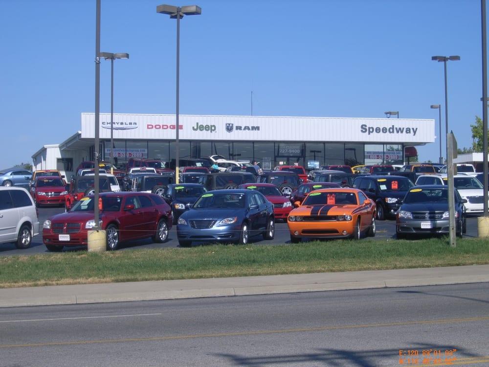 Speedway Chrysler Doge Jeep Auto Parts Amp Supplies 555
