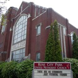 Rose City Park United Methodist Church Churches 5830