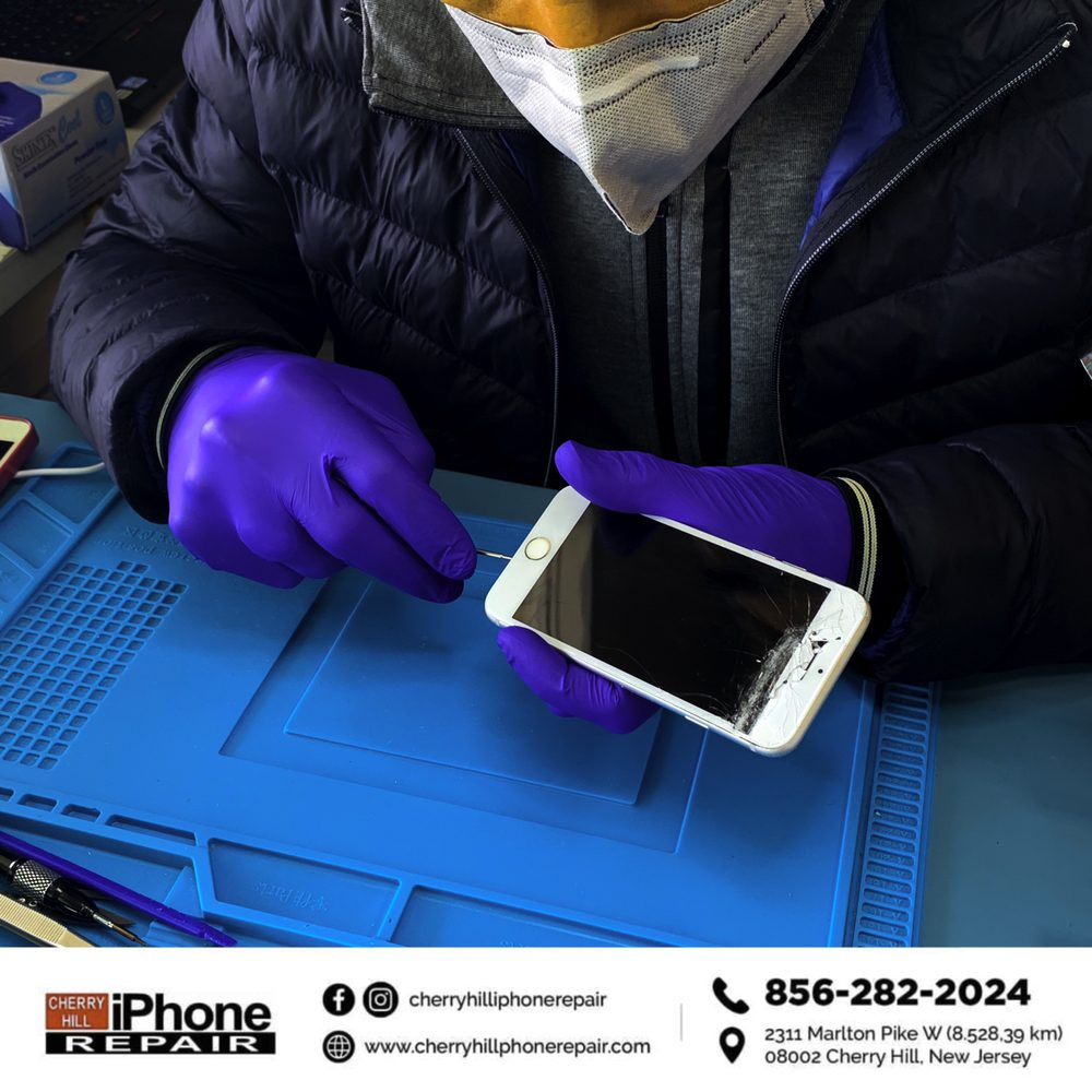 Cherry Hill iPhone Repair