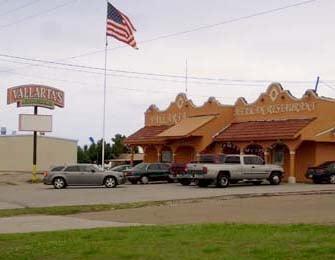 Vallarta Mexican Restaurant: 211 E Trower Blvd, Mannford, OK