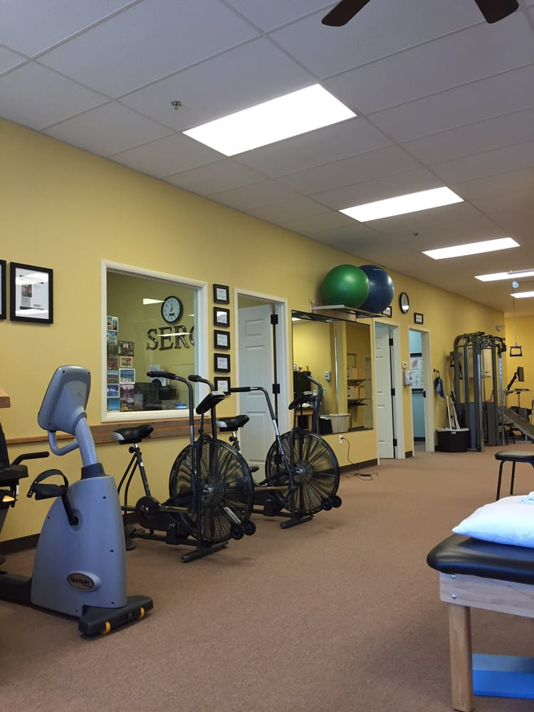 SERC Physical Therapy: 3500 SW Market St, Lees Summit, MO