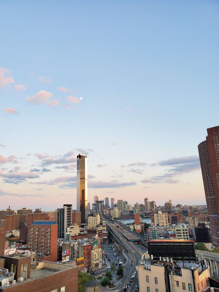 Rooftop 93: 93 Bowery, New York, NY