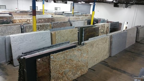 Merveilleux Photo Of Granite Countertops   Chantilly, VA, United States. Our Warehouse