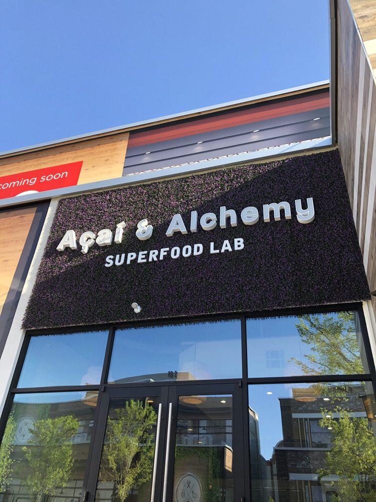 Açaí & Alchemy: 6121 W Park Blvd, Plano, TX