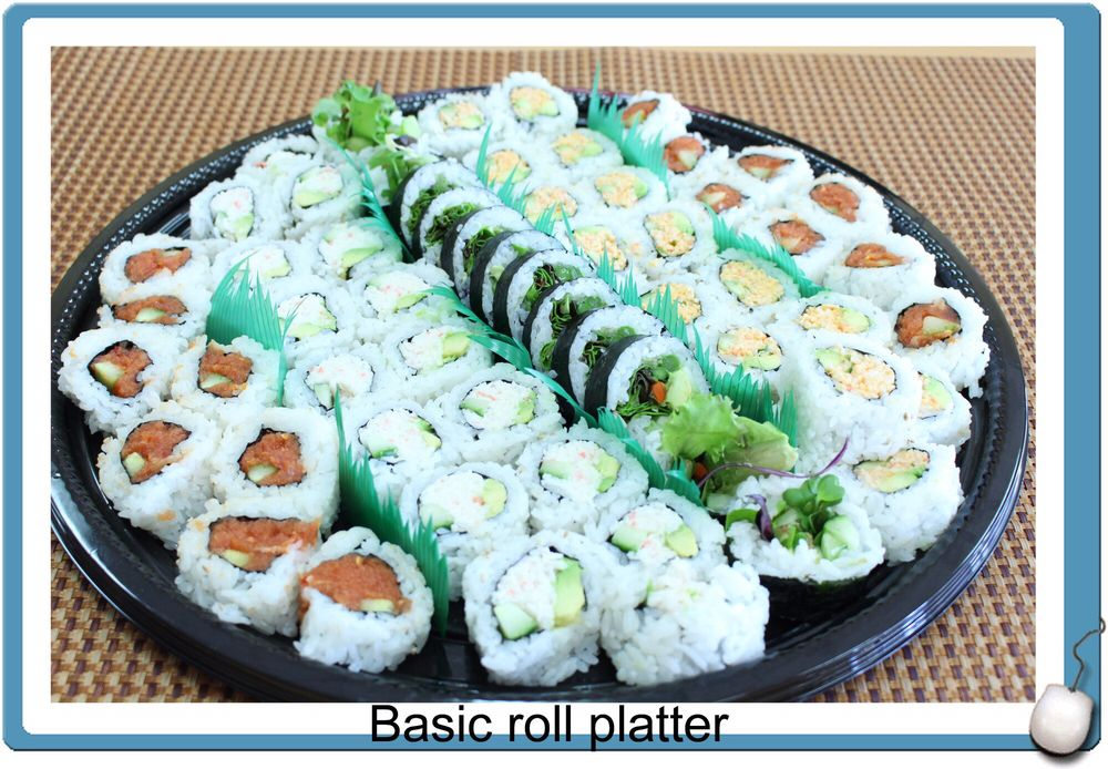 Sushi Box: 1281 W Central Ave, Brea, CA