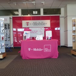 T mobile wilshire western